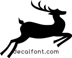 Adesivo Antilope