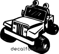 Adesivo Jeep 2
