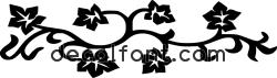 Adesivo edera-sticker